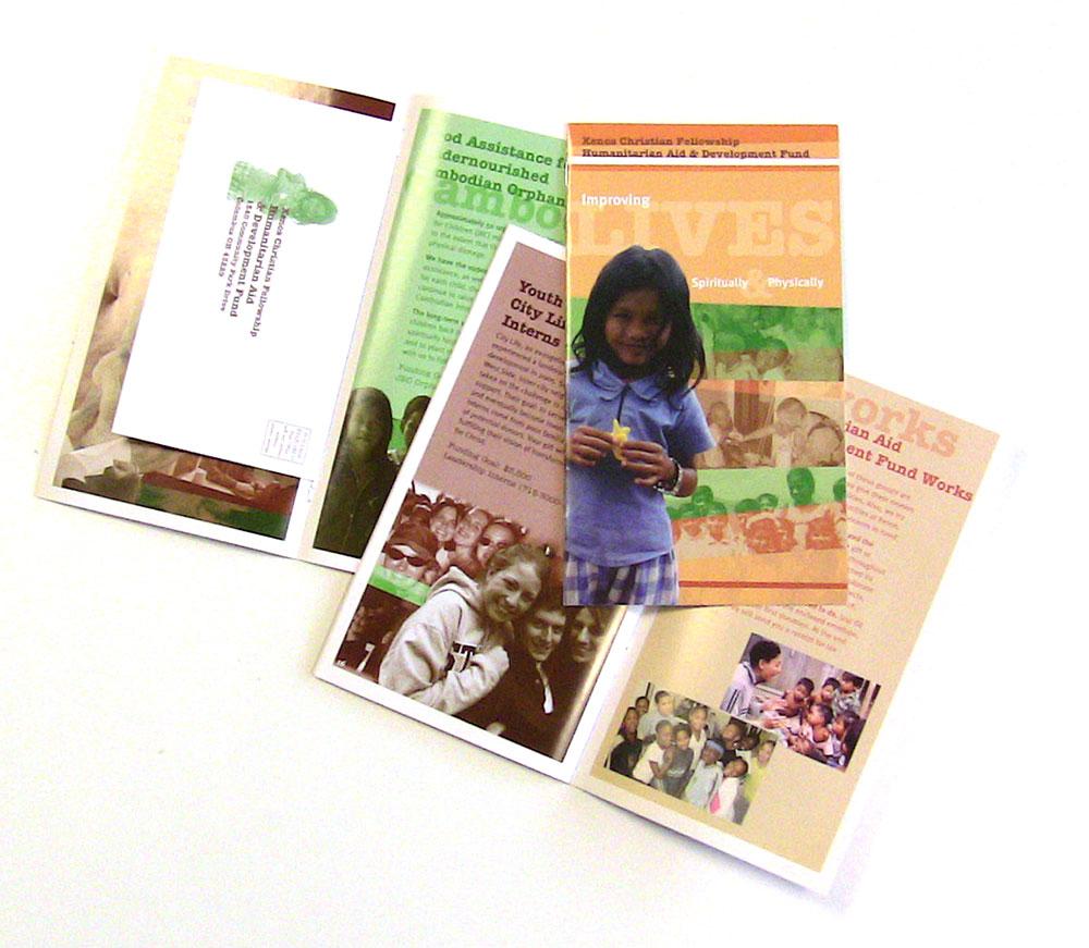 Xenos Humanitarian Aid Fund brochure