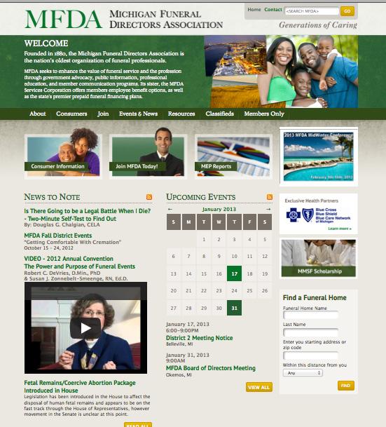 MFDA website